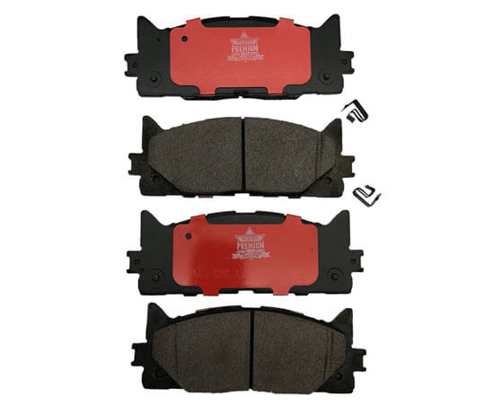 car brake pads nissan