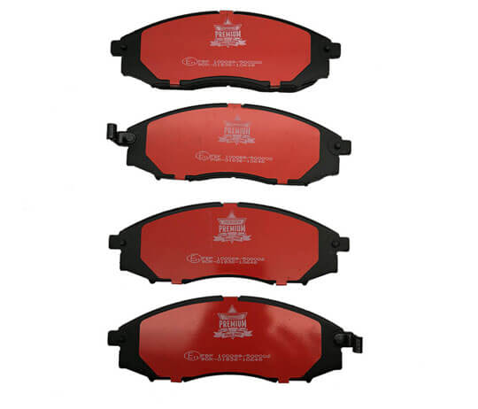 car brake pads nissan oem