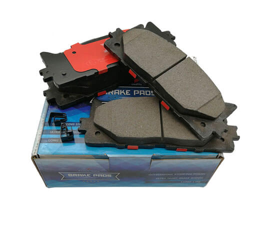 nissan brake pads OE manufacturer