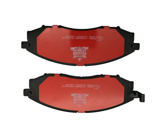 nissan brake pads factory oem