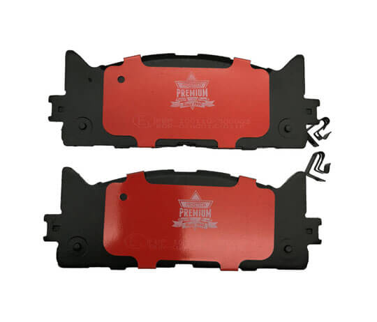 Nissan OEM brake pads factory